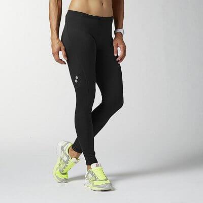 Dámské běžecké kalhoty Reebok RE TIGHT