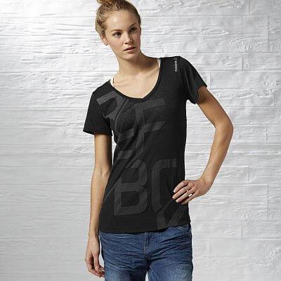 Dámské sportovní tričko Reebok GRAPHIC TEE 2