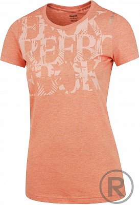 Dámské volnočasové tričko Reebok SSG GRAPH TEE
