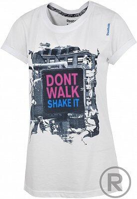 Dámské volnočasové tričko Reebok UA SHAKE IT T