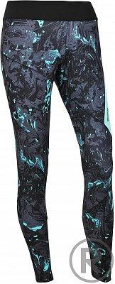 Dámské volnočasové kalhoty Reebok UA AOP LEGGING