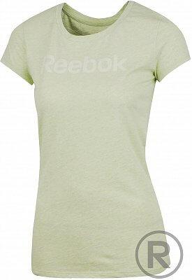 Dámské volnočasové tričko Reebok EL LOGO T