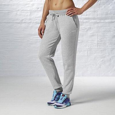 Dámské volnočasové kalhoty Reebok EL SUEDED C PNT