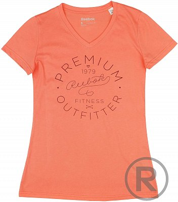 Dámské volnočasové tričko Reebok RBK PREMIUM T