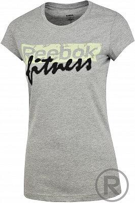 Dámské volnočasové tričko Reebok GT RBK FTN