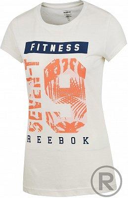 Dámské volnočasové tričko Reebok GT 79 TEE