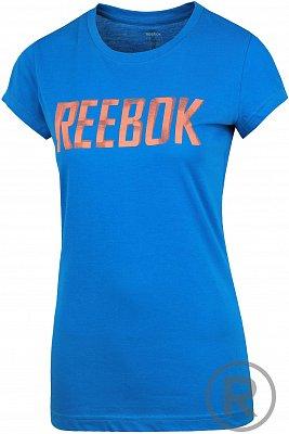 Dámské volnočasové tričko Reebok GT BAS RBK FIT
