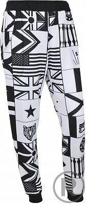 Dámské volnočasové kalhoty Reebok ME FLAG PANT