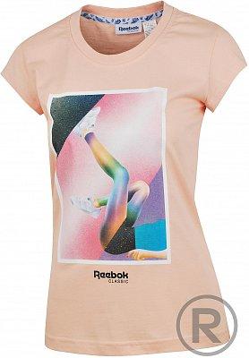 Dámské volnočasové tričko Reebok SP GT
