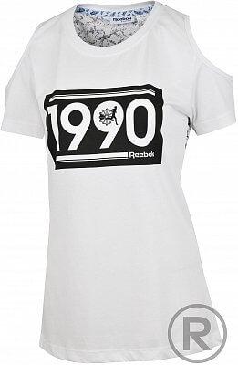 Dámské volnočasové tričko Reebok RR GT