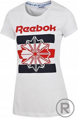 Dámské volnočasové tričko Reebok F STARC GT