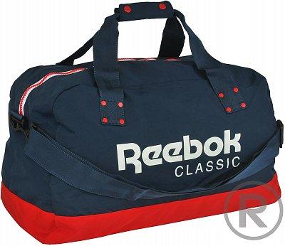Sportovní taška Reebok CL FO GRIP