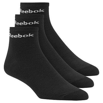 Pánské ponožky Reebok 3 P M THIN SOCK