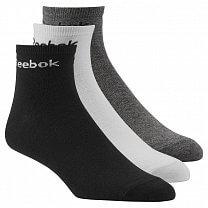 Reebok 3 P M THIN SOCK