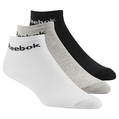 Dámské ponožky Reebok 3 P W THIN SOCK