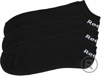 Pánské ponožky Reebok 3X2 M INS SOCK