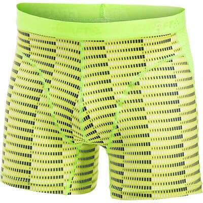 Spodní prádlo Craft Boxerky Cool Boxer zelená