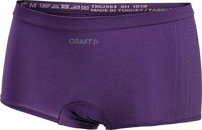 Spodní prádlo Craft W Boxerky Seamless fialová