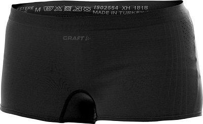 Spodní prádlo Craft W Boxerky Seamless černá