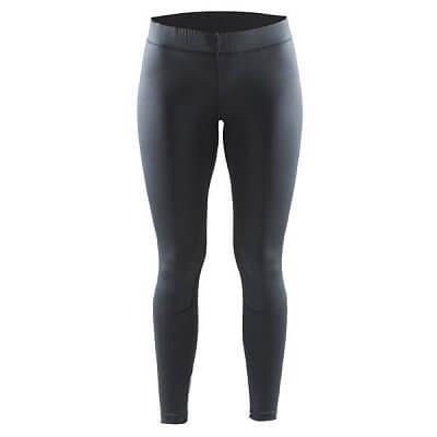 Kalhoty Craft W Kalhoty Devotion Tights černá