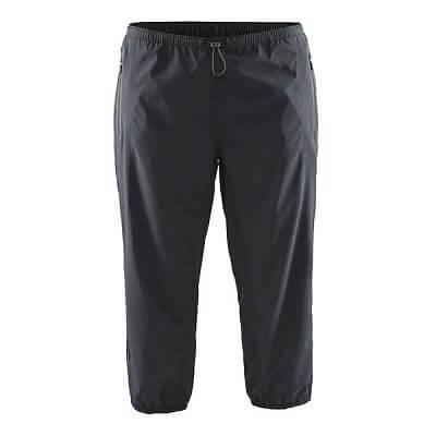 Kalhoty Craft W Kalhoty Trail Loose Fit černá