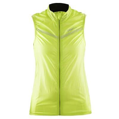 Vesty Craft W Cyklovesta Featherlight žlutá