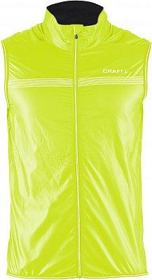Vesty Craft Cyklovesta Featherlight žlutá