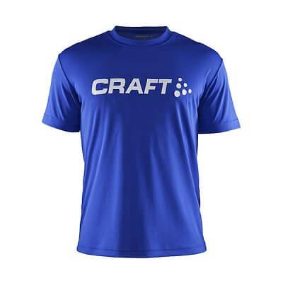 Trička Craft Triko Prime Logo modrá