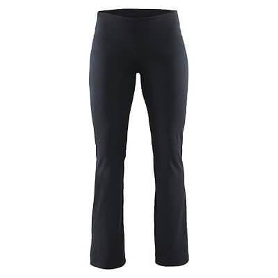 Kalhoty Craft W Kalhoty Pure Pants černá