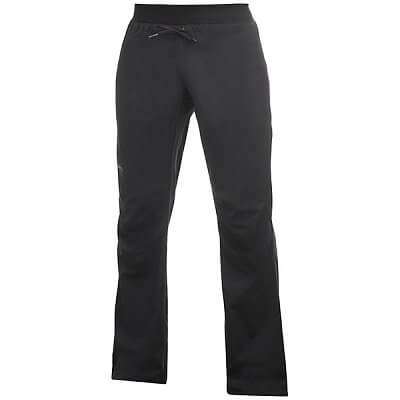 Kalhoty Craft W Kalhoty Straight černá