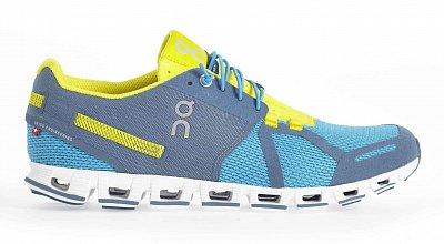 Pánské běžecké boty On Running Cloud Blues/Yellow
