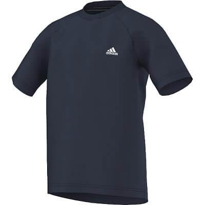 Pánské běžecké tričko adidas sn split shrt m