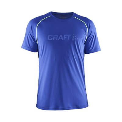 Trička Craft Triko Prime modrá