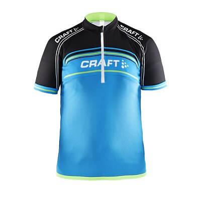Trička Craft Cyklodres Logo světle modrá
