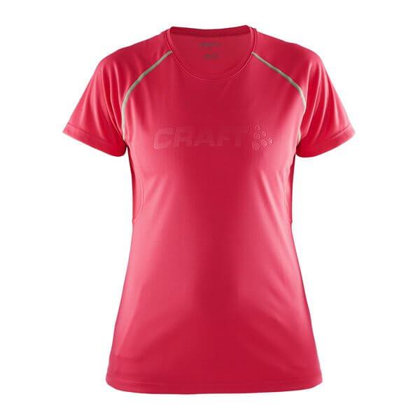 669af9ede2cf Craft W Tričko Prime ružová - dámske tričko