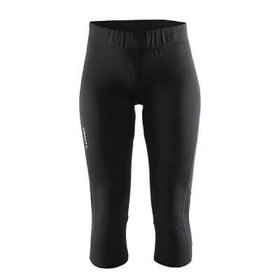 Kalhoty Craft W Kalhoty Prime Capri černá