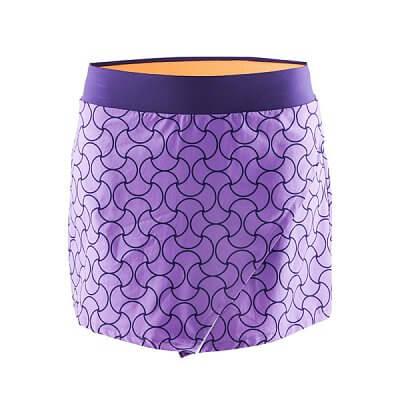 Sukně Craft W Sukně Joy fialová