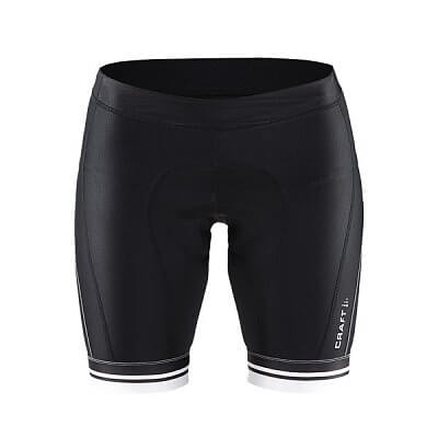 Craft W Cyklokalhoty Puncheur Shorts černá