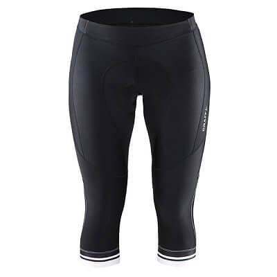 Kalhoty Craft W Cyklokalhoty Puncheur Knickers černá