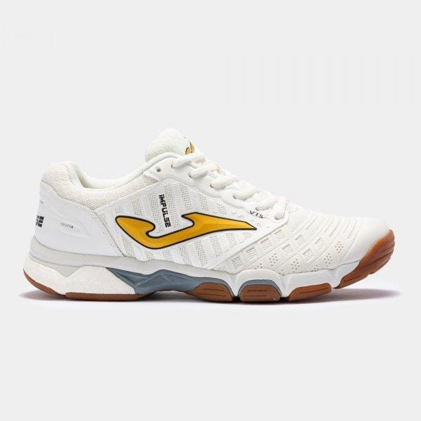 Halová obuv Joma V.impulse Men 2002 White-Gold