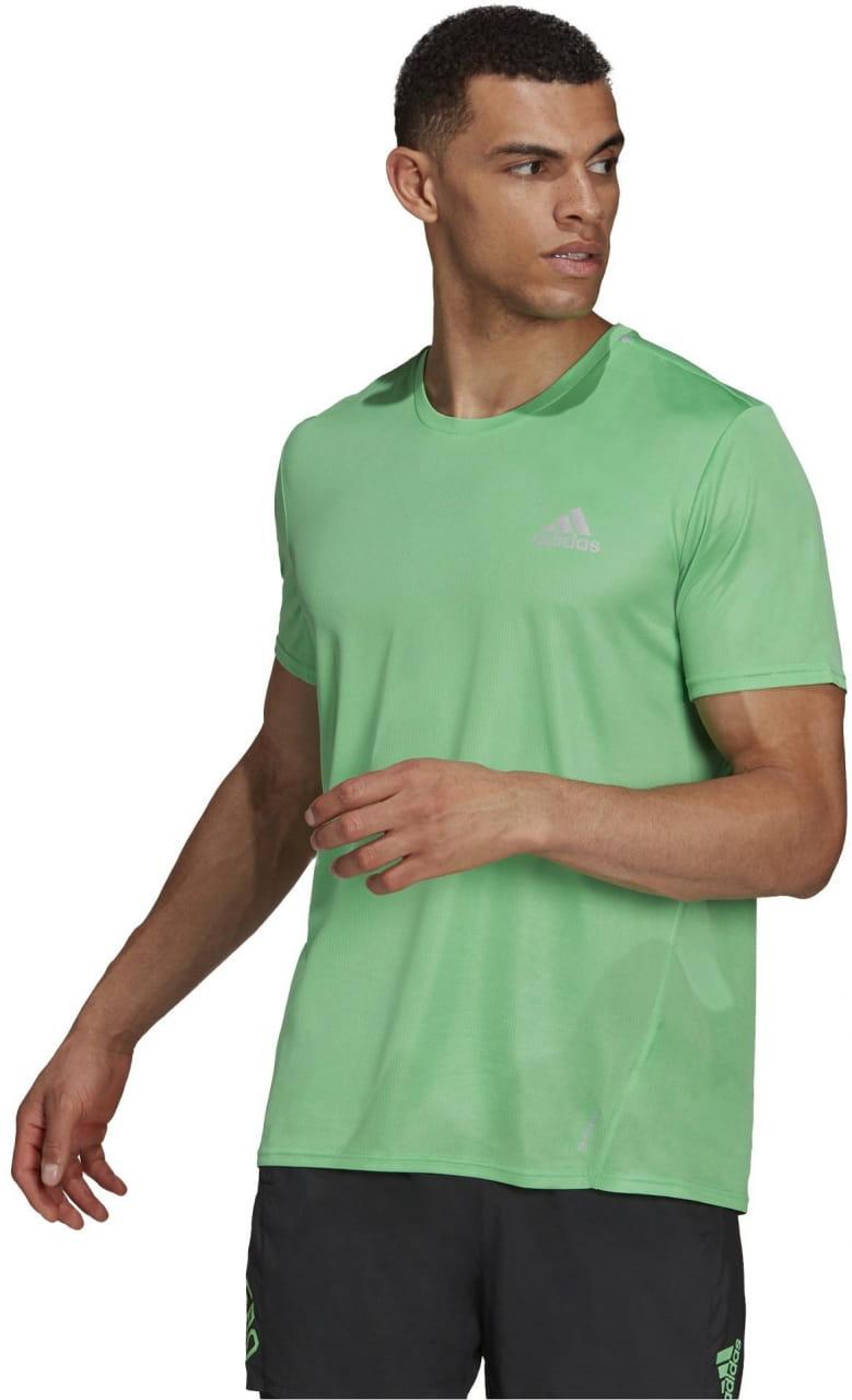 Pánské běžecké tričko adidas P.Blue Tee Men