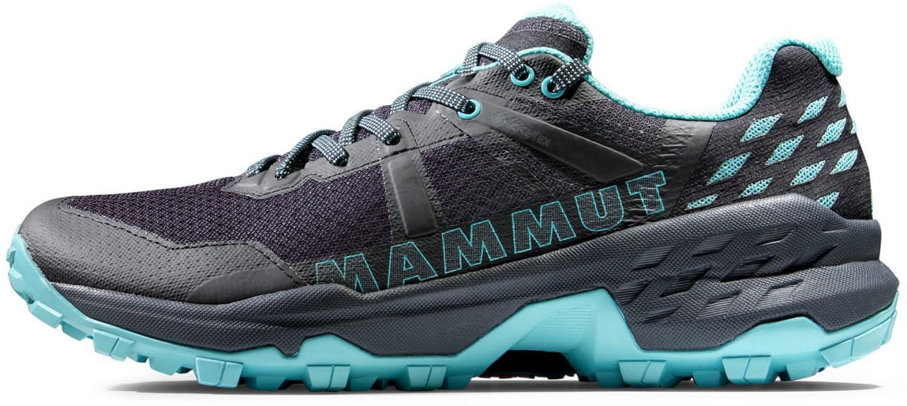 Flexibilné viacúčelové topánky Mammut Sertig II Low GTX Women