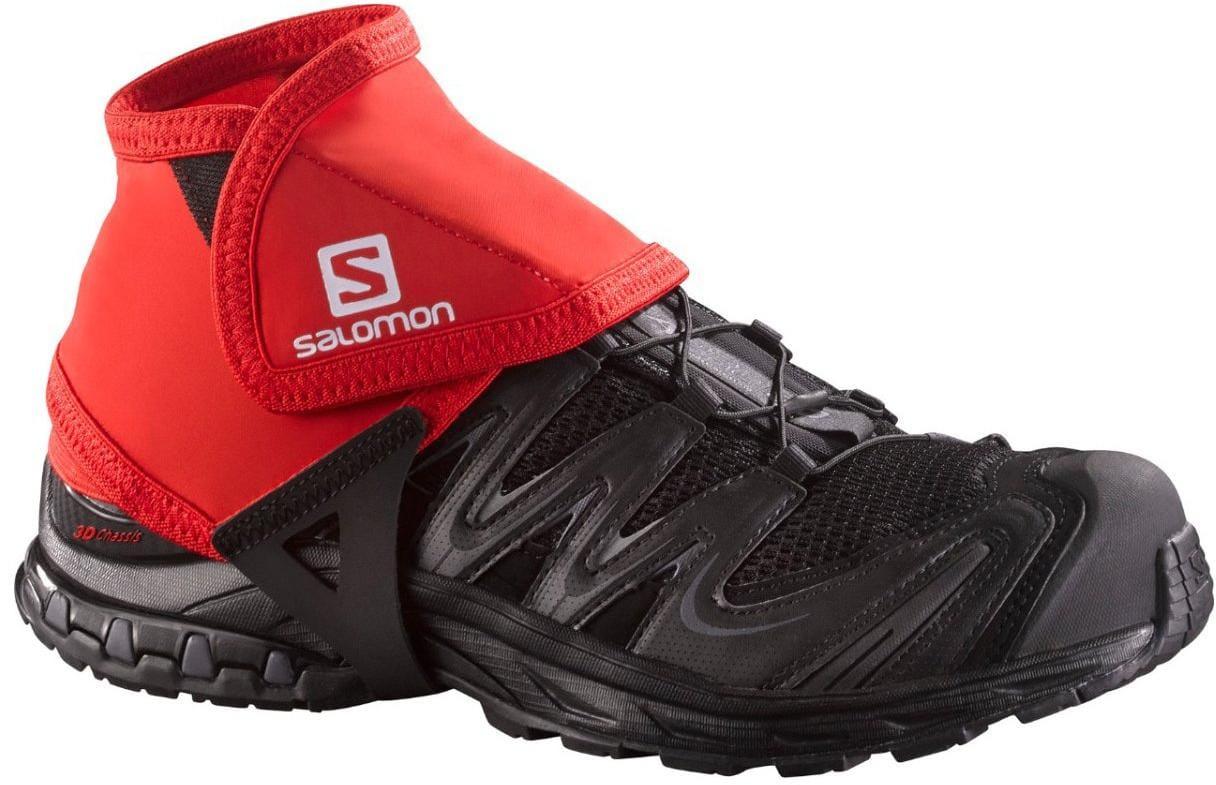 Nízké návleky na boty Salomon Trail Gaiters Low