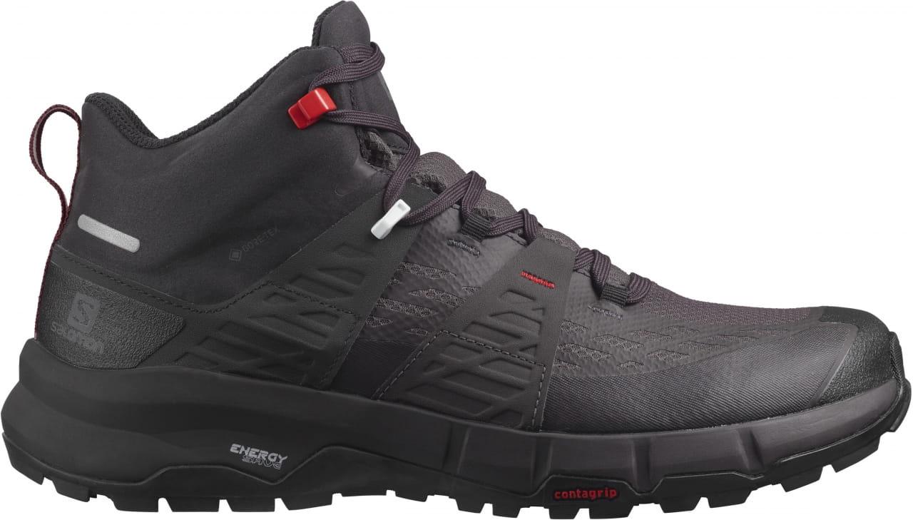 Pánska outdoorová obuv Salomon Odyssey Mid Gtx