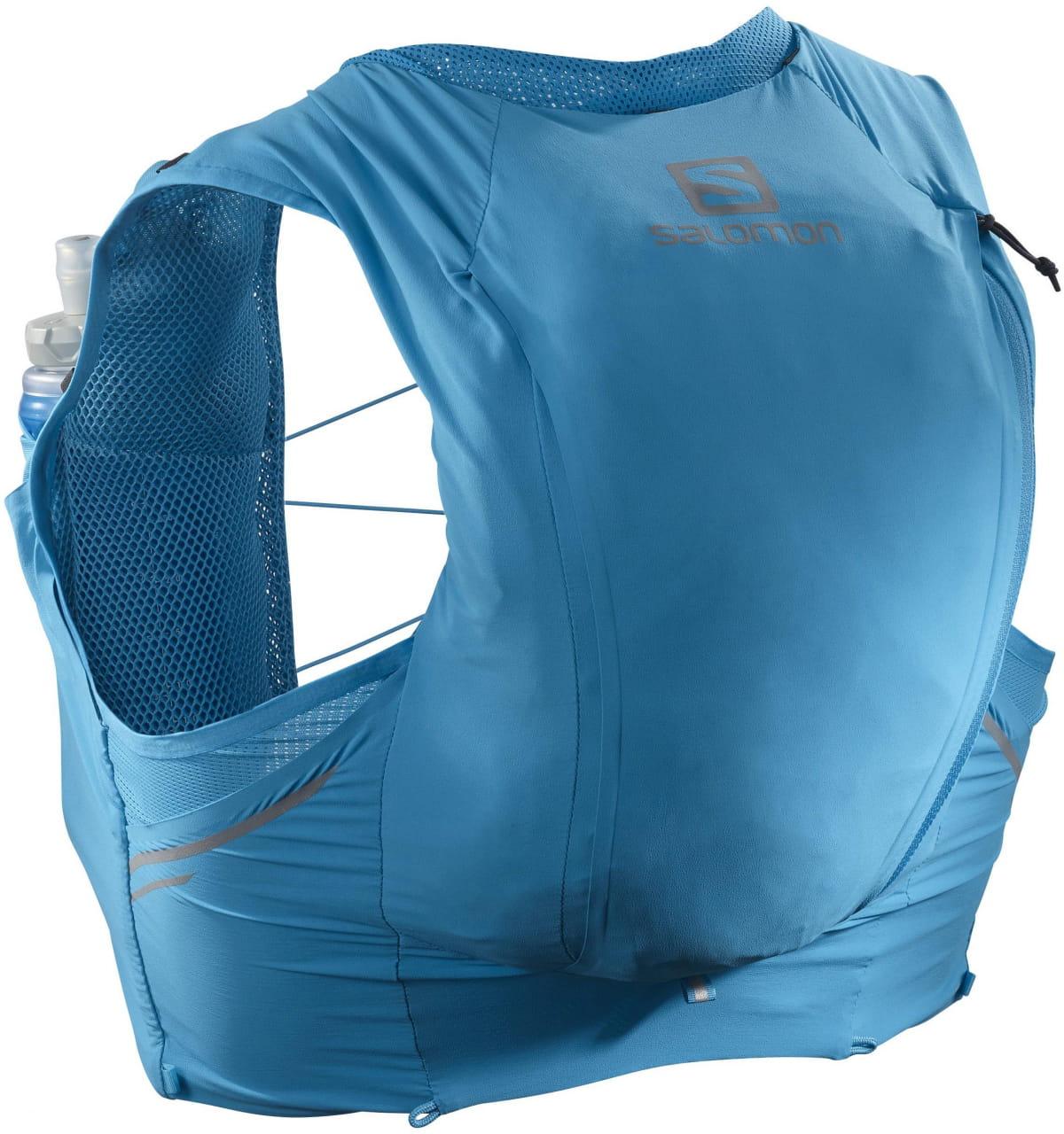 Pánská běžecká vesta s lahvemi Salomon Sense Pro 10 Set