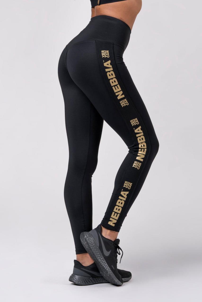Dámské legíny Nebbia Gold Classic Leggings