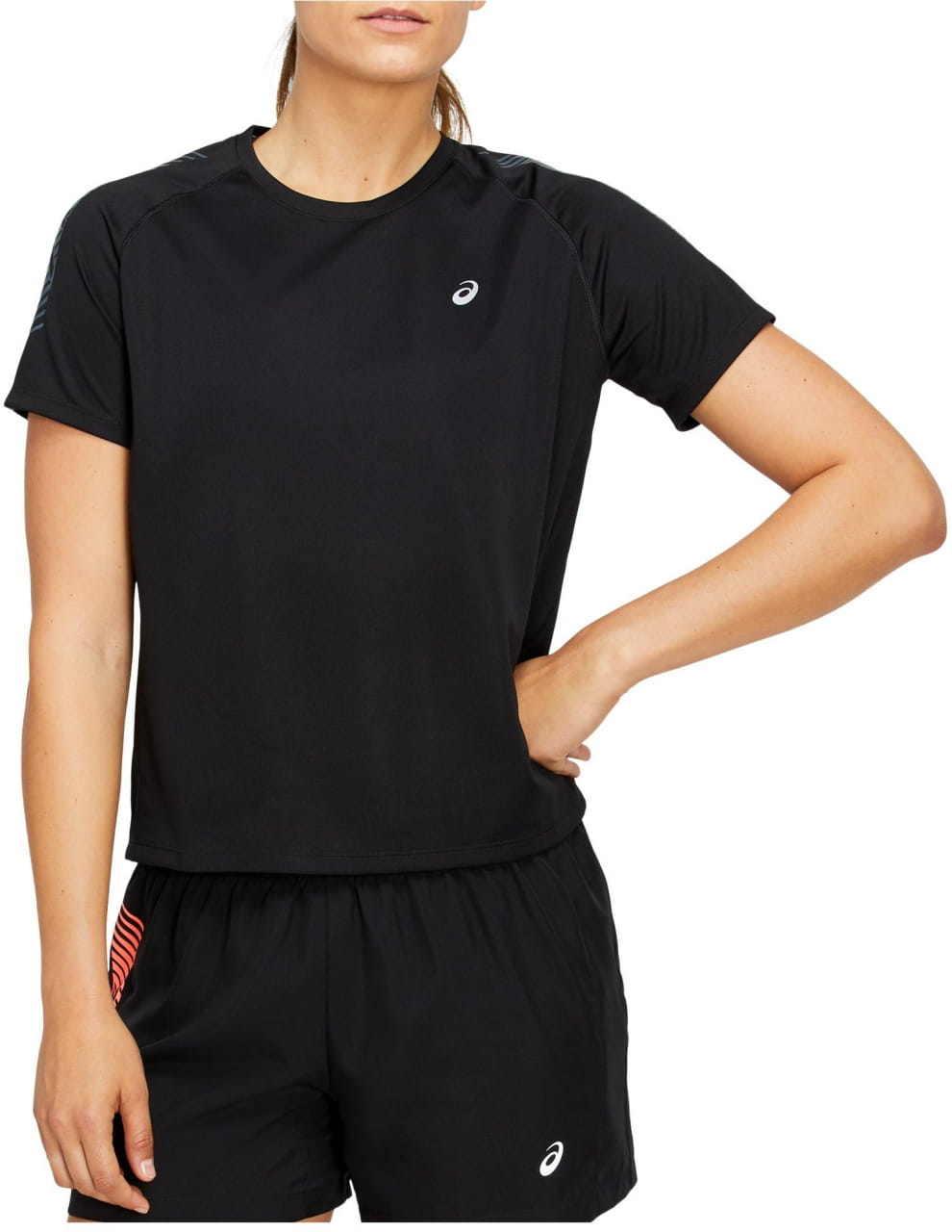 T-Shirts Asics Icon SS Top