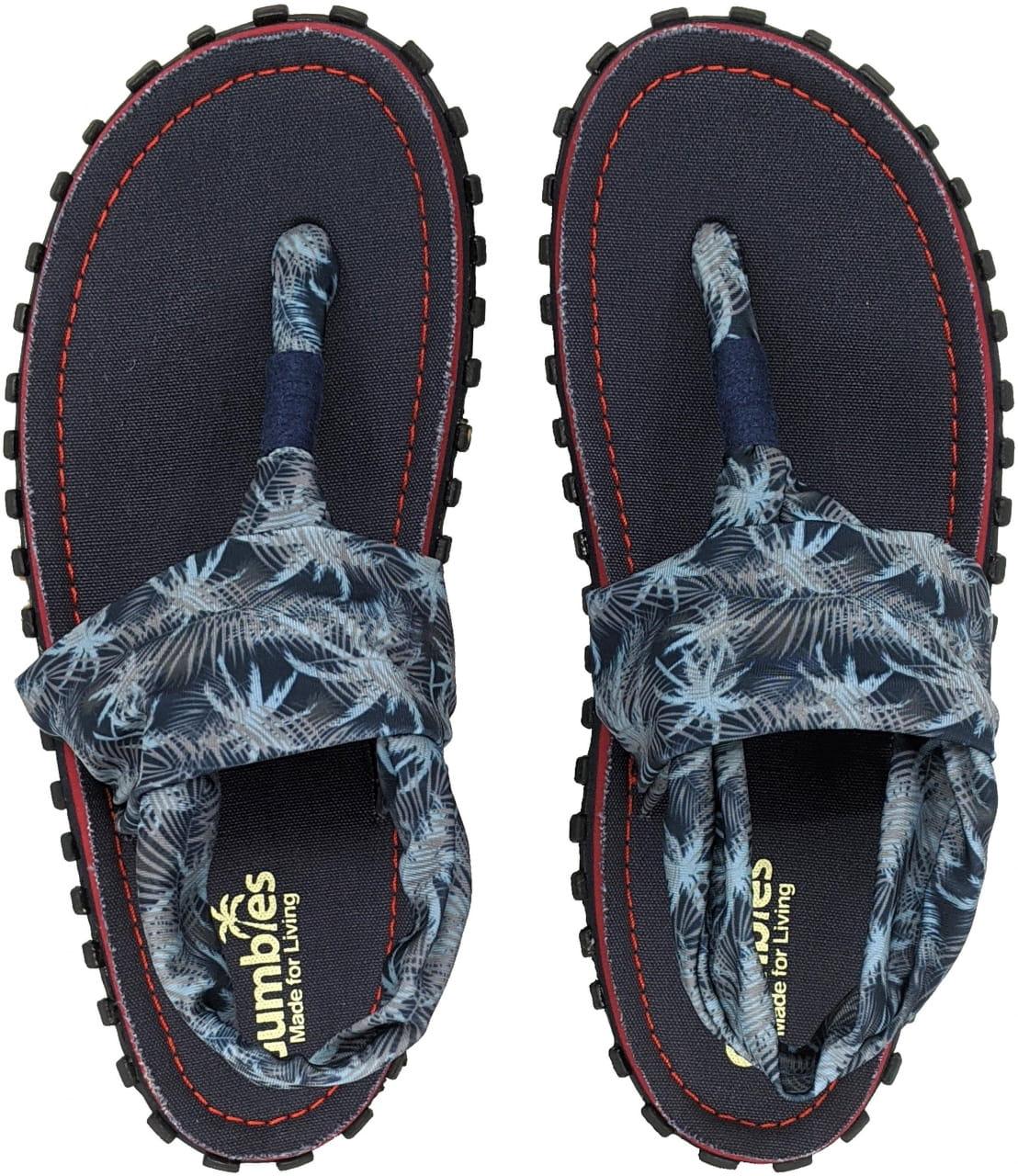 Sandále do města i do přírody Gumbies Slingback Navy