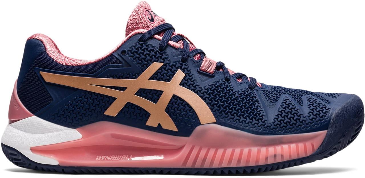 Dámská tenisová obuv Asics Gel-Resolution 8 Clay