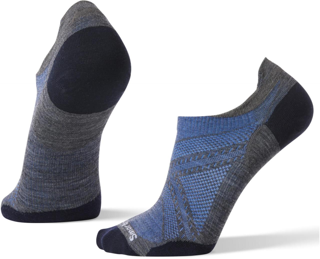 Unisexové ponožky Smartwool Perfor Run Zer Cush Low Ank